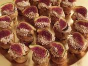 [Spécial Fêtes] Cupcake foie gras figues chantilly Foie figs cupcakes