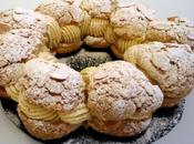 Paris Brest croustillant