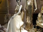 Calendrier l'Avent vitrines Printemps Galeries Lafayette Paris pour Noël