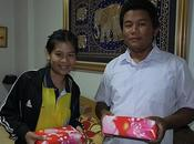 Thaïlande, Udonthani, notre Noël 2012