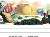 """Doodle: Google vous souhaite """"Joyeuses Fêtes"""""""