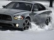 Dodge Charger Sport 2013 berline américaine équipée pour l'hiver