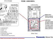 Panasonic Smartphone P-02E préparation Japon