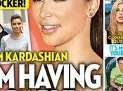 kardashian enceinte, kanye west elle vont avoir bebe