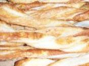 Torsades feuilletées parmesan
