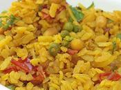 Recette cuisine indienne Poha