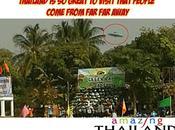 Notre pour tourisme Thaïlande