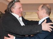 Rencontre sommet Vladimir Poutine Gérard Depardieu