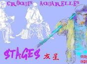 Stage Croquis aquarellés Christian COUTEAU