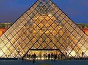 Pyramide Louvre, idée datant XVIIIe siècle