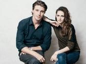 Nouveaux Portraits d'On Road avec Kristen Stewart.