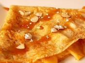 Crêpes bretonnes pommes caramel beurre salé