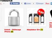 Déblocage/Déverrouillage pour SFR, Bouygues, Orange, AT&T autres opérateurs