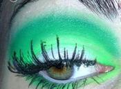 Maquillage vert printemps [avec TUTORIAL]