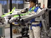 Power Loader exosquelette pour soulever avec aisance