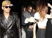 Rihanna Chris Brown suspectés prendre cocaïne