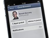 Facebook: Faites appels VOIP depuis Facebook Messenger pour iPhone
