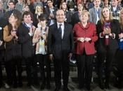 Hollande, Merkel, coté province