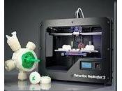 Bientôt chez vous: l'imprimante révolutionner l'industrie