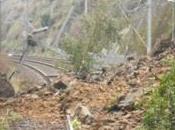Morlaix. trafic SNCF stoppé après éboulement voie