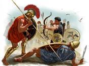 Grèce antique discours funèbre l'honneur héros athéniens morts dans combats