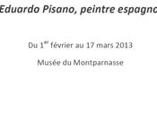 Musée Montparnasse- exposition EDUARDO PISANO