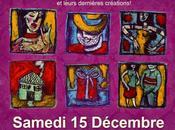 Marché Créateurs Bordeaux décembre 2012