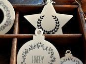 Petites étiquettes Noël