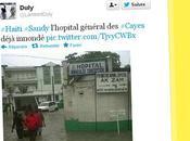 Ouragan Sandy images d'Haïti sous eaux
