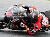 Moto-GP test Sépang pluie réduit essais!