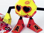 Papertoy Smile Bubble (Spécial St-Valentin)