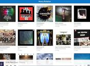 Rdio, musique streaming iPhone ajoute fonction...