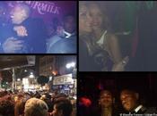 Photos exclusives Rihanna Chris Brown club Supper Club
