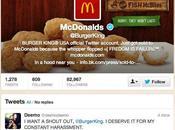 Twitter compte Burger King hacké puis suspendu