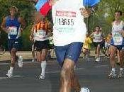 Courir l'école l'humilité dans dépassement pensée positive Marathonien Ecrivain Ronald Tintin.