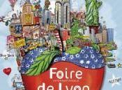 York, invitée d'honneur Foire Internationale Lyon 2013