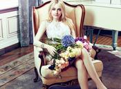 Dakota Fanning pour Vogue Corée