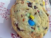 Cookies crazy M&M;'S pour ronde interblog
