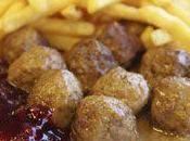 EUROPE (Belgique). viande cheval trouvée dans boulettes Ikea
