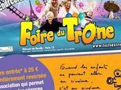 Soutenez TOILES ENCHANTÉES mars, aller Foire Trône c'est faire cadeau enfants hospitalisés