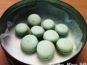 recette Fruits Secs Macarons Pistache