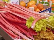 Pourquoi anglais rhubarbe plus belle notre