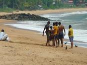 Trempette surf artisanal Tangalle Lanka