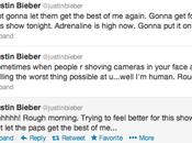 PEOPLE Dure journée pour Justin Bieber