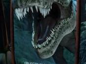 Deux spots pour Jurassic Park