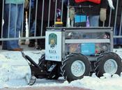 robots chasse-neige pour déneiger France