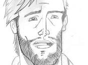 dessins Geek: Rick Grimes