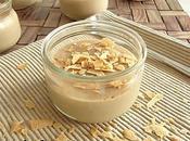 Petits pots crèmes pralinées