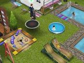 lance mise jour pour Sims GRATUIT Livin' Large