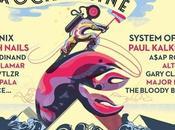 Agenda Rock Seine 2013 avec Kendrick Lamar, Asap Rocky, Patrice pleins d'autres artistes